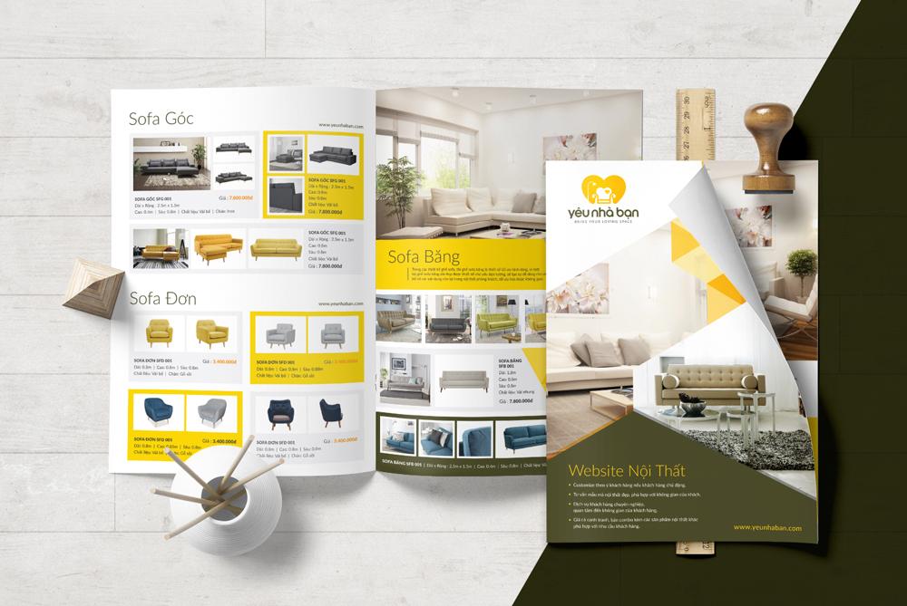 Yêu Nhà Bạn Brochure
