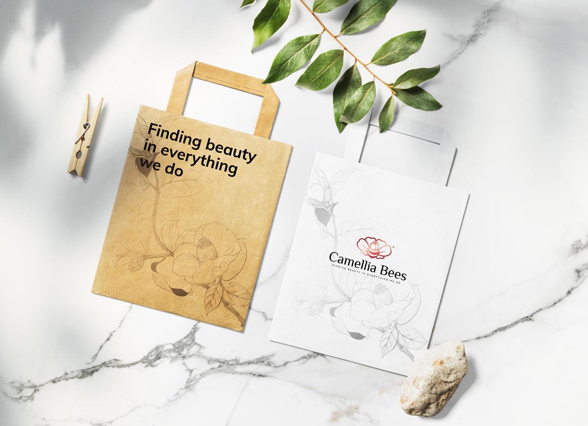 Thiet-ke-logo-camelliabees-7