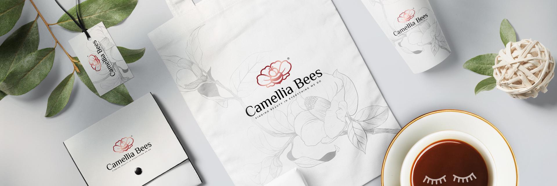 Thiet-ke-logo-camelliabees-slide-1