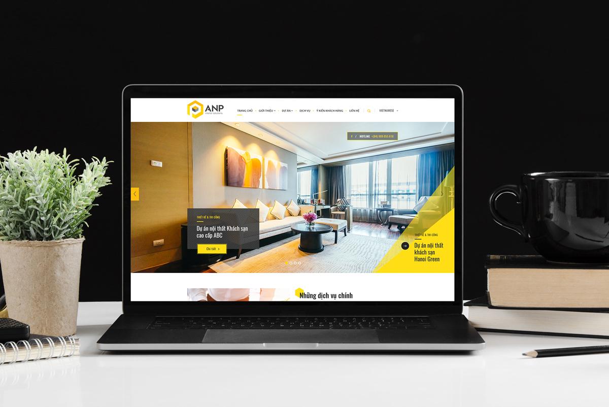 An Nhat Phat Website
